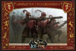 A Song of Ice and Fire: Tabletop Miniatures Game - Lannister Crossbowmen