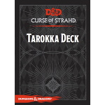 D&D RPG: Curse of Strahd - Tarokka Deck (Dungeons and Dragons RPG)