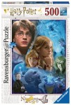 Puzzle 500 Harry Potter w Hogwarcie