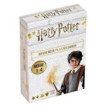 Karty do gry Harry Potter Movie 1-4