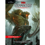 D&D RPG: Out of The Abyss (Dungeons and Dragons RPG)