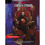 D&D RPG: Curse of Strahd (Dungeons and Dragons RPG)