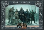 A Song of Ice and Fire: Tabletop Miniatures Game - Stark Heroes #1