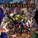 Marvel Legendary: A Deck Building Game