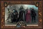 A Song of Ice and Fire: Tabletop Miniatures Game - Neutral Heroes #1