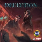 Deception: Murder in Hong Kong (EN/GE)