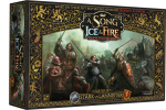 A Song of Ice and Fire: Tabletop Miniatures Game - Stark vs Lannister 2-Player Starter Set