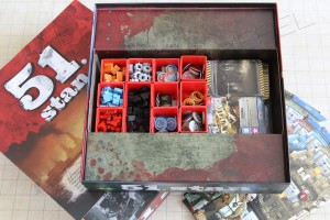 Organizer - zestaw do 51 Stan Master Set