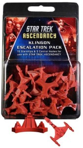 Star Trek: Ascendancy - Klingon Escalation Pack (ship pack)