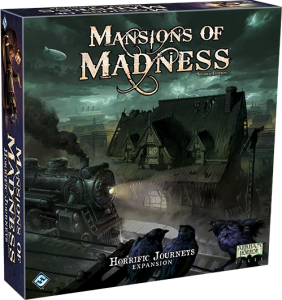 Mansions of Madness: Horrific Journeys (2nd edition)