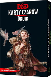 D&D: Karty Czarów  - Druid (Dungeons and Dragons RPG)
