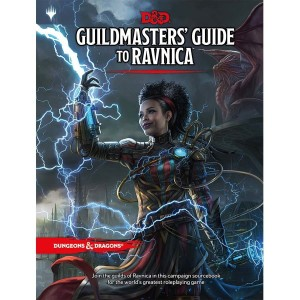 D&D RPG: Guildmaster Guide to Ravnica (Dungeons and Dragons RPG)