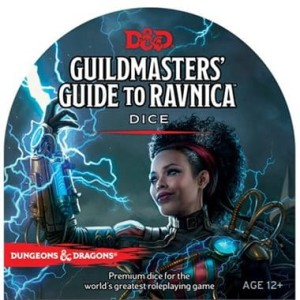 D&D RPG: Guildmaster Guide to Ravnica Dice (Dungeons and Dragons RPG)