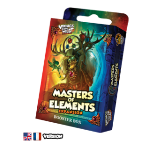 Vikings Gone Wild: Masters of Elements - Booster Box