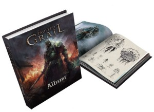 Tainted Grail: The Fall of Avalon - Album