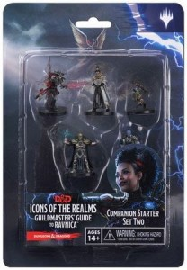 D&D RPG: Icons of the Realms Guildmaster's Guide to Ravnica Companion Starter Set Two