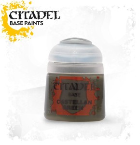 Citadel Base: Castellan Green