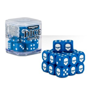 Citadel Blue Dice Cube (12mm D6)