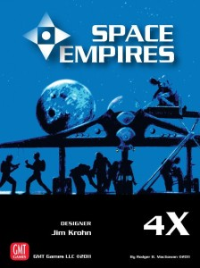Space Empires 4X (3rd edition)