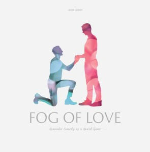 Fog of Love (alternatywna okładka 1)
