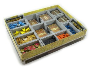 Folded Space: organizer do gry Lords of Waterdeep