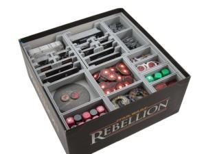 Folded Space: Insert do gry Star Wars: Rebelia (Rebellion)