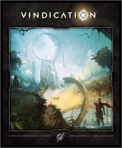 Vindication (edycja Kickstarter) + promo