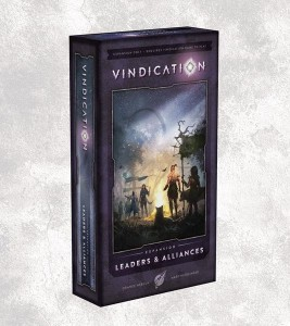 Vindication: Leaders & Alliances + promo