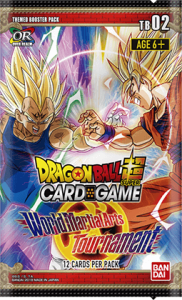 Dragon Ball SCG TB2 World Martial Arts Tournament