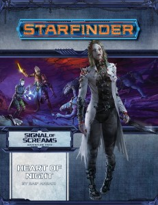 Starfinder: Heart of Night