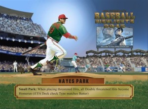 Baseball Highlights: 2045 - Ballparks Expansion