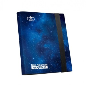 Klaser Ultimate Guard Mini American 9-Pocket FlexXfolio Mystic Space