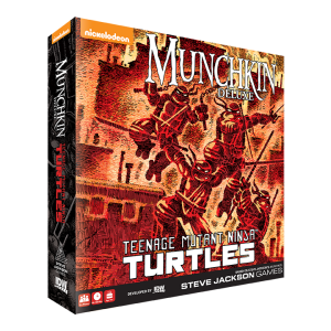 Munchkin: Teenage Mutant Ninja Turtles (Deluxe Edition)