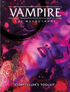 Vampire Masquerade 5th Ed: Storyteller's Toolkit