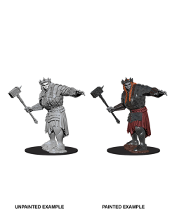 D&D RPG: Nolzur's Marvelous Miniatures Fire Giant