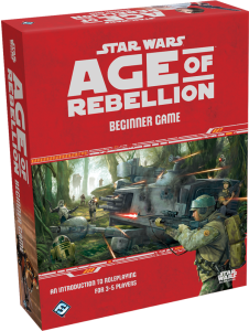 Star Wars: Age of Rebellion Beginner Game RPG