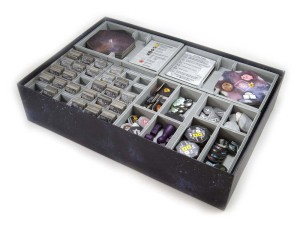 Folded Space: organizer do gry Eclipse
