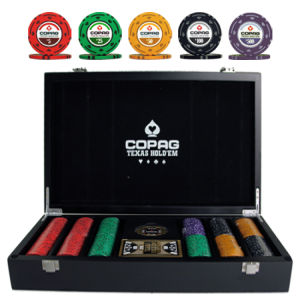 Copag Texas Hold'em Luxury Poker Set 300