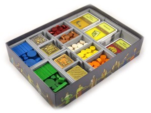 Folded Space: organizer do gry Agricola