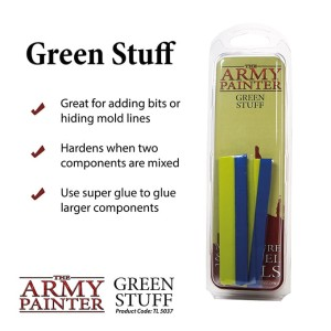 Army Painter Green Stuff