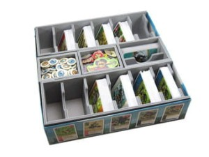Folded Space: organizer do gry 51. Stan lub Osadnicy Narodziny Imperium(51st State / Imperial Settlers)