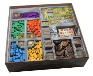 Folded Space: organizer do gry Founders of Gloomhaven