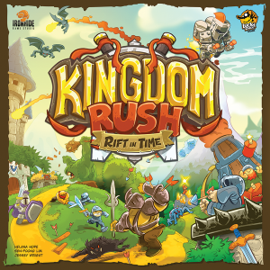 Kingdom Rush: Rift In Time (Kickstarter Dragon Chest Pledge)