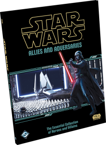 Star Wars RPG: Allies and Adversaries (Hardcover)
