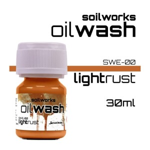 Scale75 Soil works: Light Rust oil wash