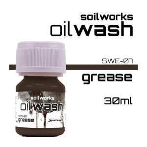 Scale75 Soil works: Grease oil wash