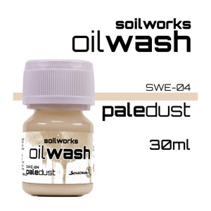 Scale75 Soil works: Pale Dust oil wash