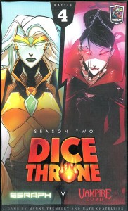 Dice Throne: Season Two - Vampire Lord vs Seraph