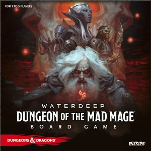 Dungeons & Dragons: Waterdeep - Dungeon of the Mad Mage Standard Edition