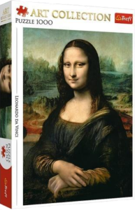 Puzzle 1000 Art Collection: Mona Lisa